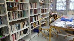 bibliothèque gorge de loup